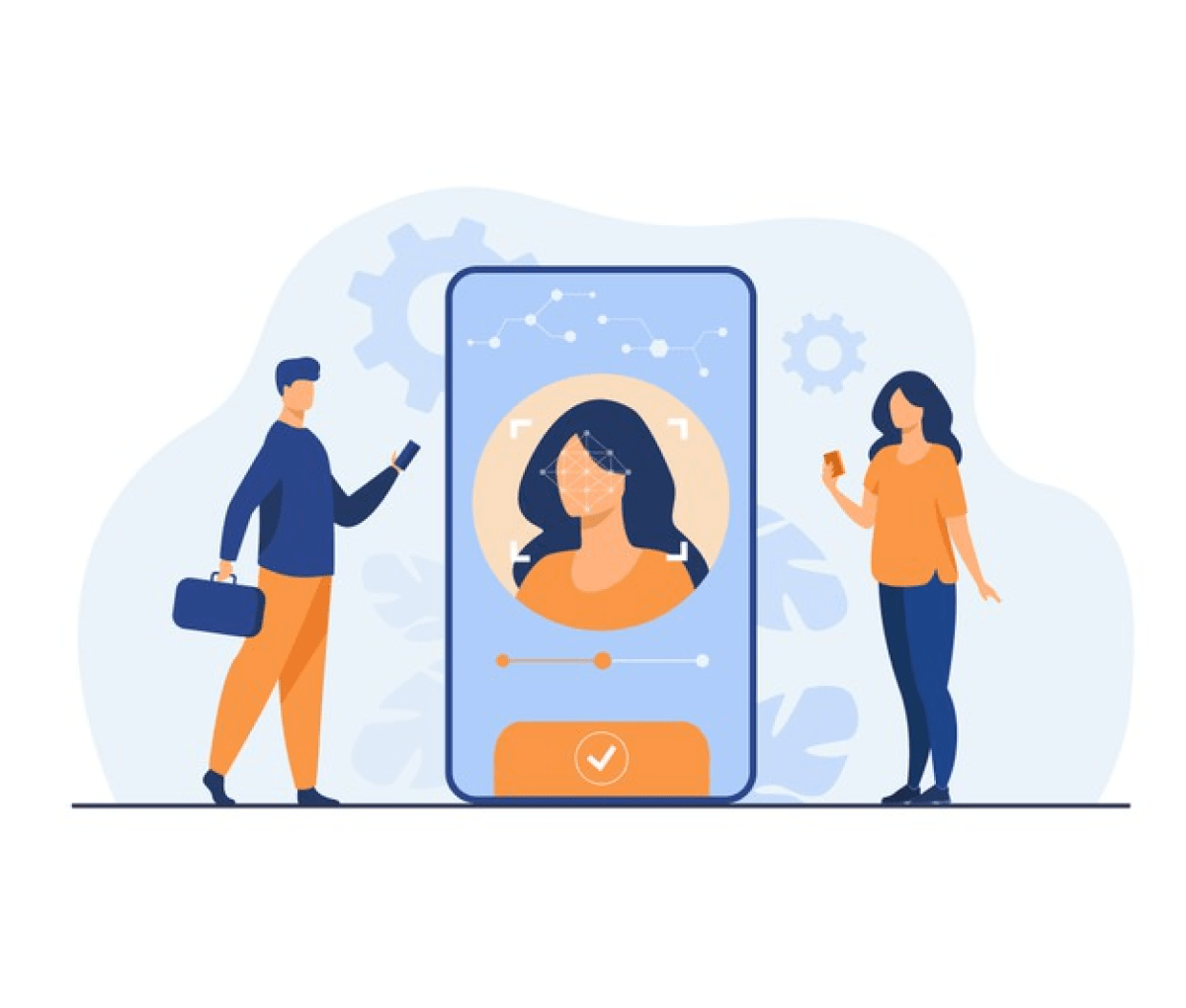 Introducing Face ID — a System for Biometric Authentication of Your Employees