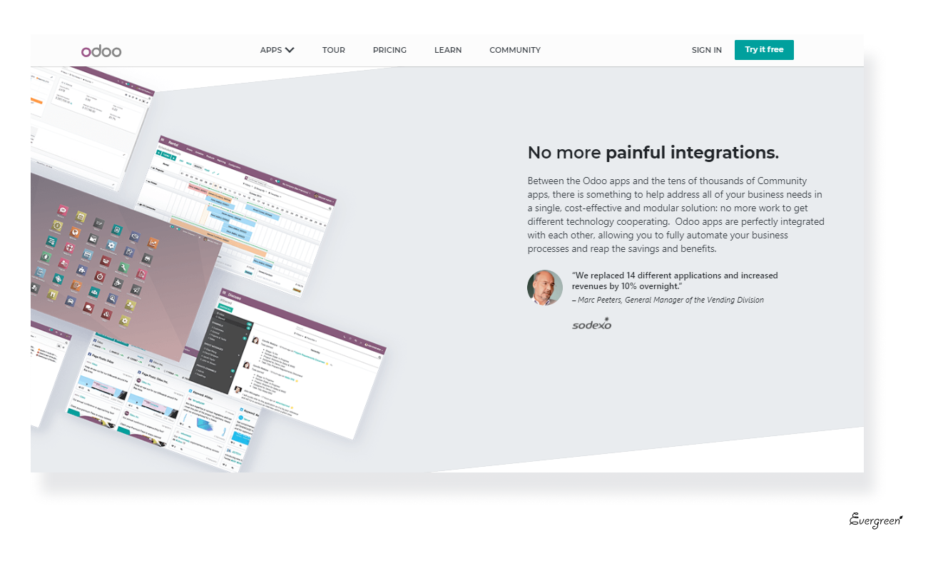 Odoo overview