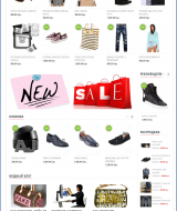 Redesign of an online store elite youth clothing | Evergreen projects 2