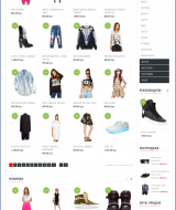 Redesign of an online store elite youth clothing | Evergreen projects 3