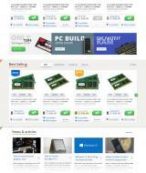 prototyping and design for the large-scale PC accessories and hardware online store (Australian market) | Evergreen projects 2
