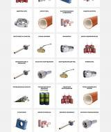 online-catalogue for hydraulic parts, hoses, and other parts for machines and engines | Evergreen projects 2